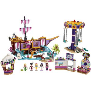 Lego Friends - 41375 - Pier met Kermisattracties