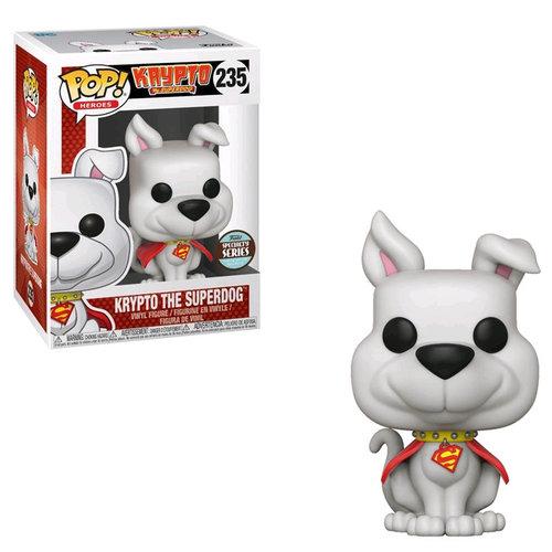 Krypto the Superdog Funko Pop - Krypto the Superdog - No 235