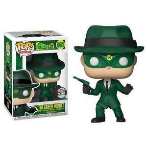 The Green Hornet Funko Pop - The Green Hornet - No 661
