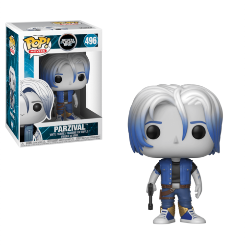 Ready Player One Funko Pop - Parzival - No 496
