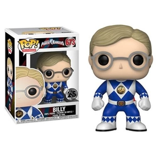 Power Rangers Funko Pop - Billy - No 673