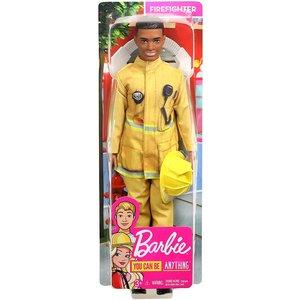 Barbie Ken- Brandweerman