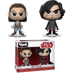 Star Wars Rey and Kylo Ren (2 Pack)