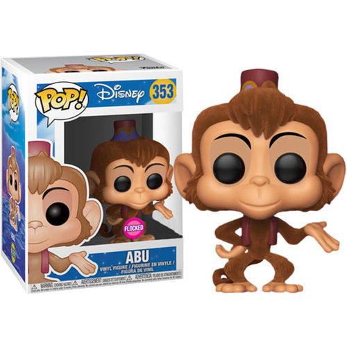 Disney Funko Pop - ABU (Flocked) - No 353