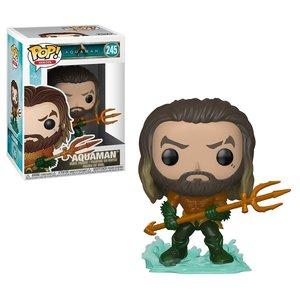 Aquaman Funko Pop - Aquaman No 245