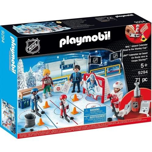 Playmobil 9294 - Advent Calendar - NHL