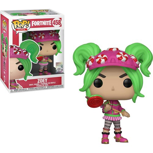 Fortnite Funko Pop-Zoey - No 458