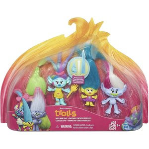 Trolls Trolls Wild Hair Pack (assorti)