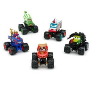 Disney Cars Deluxe Monster Truck Mater Set - SALE