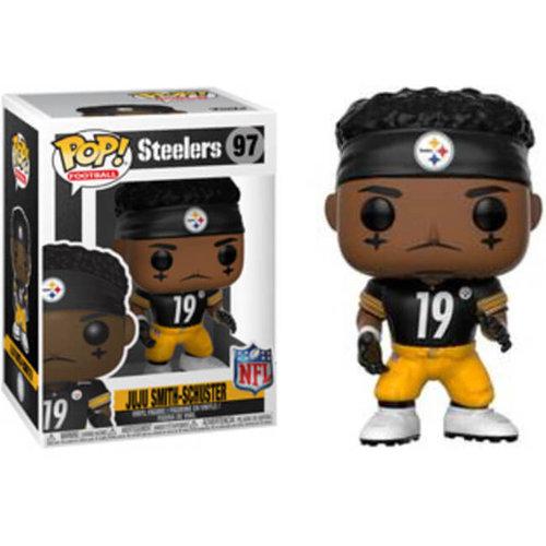 Steelers Funko Pop - Juju Smith-Schuster - No 97