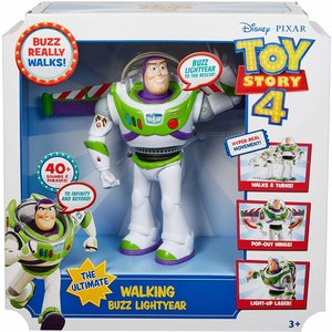 Toy Story Walking Buzz Lightyear - SALE