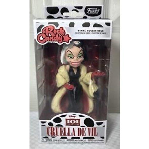 101 Dalmatians Funko Rock Candy - Cruella De Vil