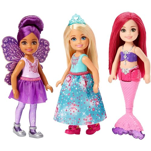 Barbie Dreamtopia - Chelsea and her Friends