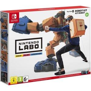 Amiibo Nintendo Labo - Robot Kit