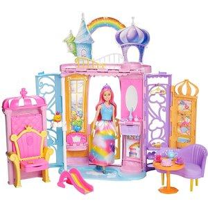 Barbie Dreamtopia -Schloss mit Puppe 21-teilig