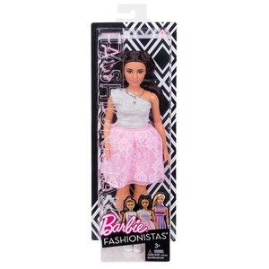 Barbie Barbie - Fashionistas - Roze kanten rok volslank - no 65