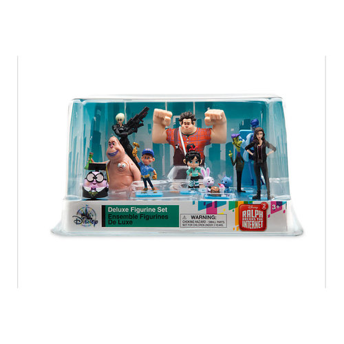 Disney Wreck-It Ralph Figurine Play Set