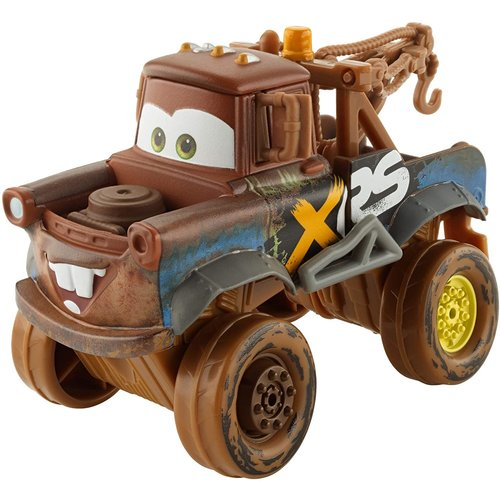 Disney Cars Mud Racing  - Mater (DeLuxe)