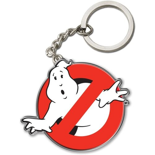 Ghostbusters No Ghost Keychain