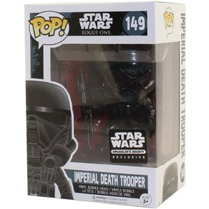 Star Wars Funko Pop - Smugglers Bounty Exclusive!: Imperial Death Trooper - No 149