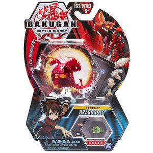 Bakugan Battle Brawlers - Dragonoid