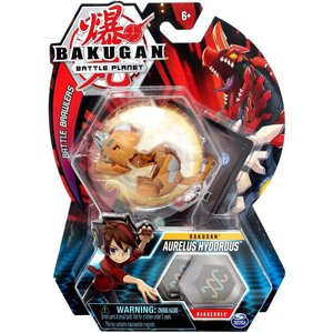 Bakugan Battle Brawlers - Aurelus Hydorous