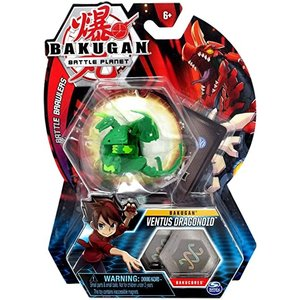Bakugan Battle Brawlers - Ventus Dragonoid