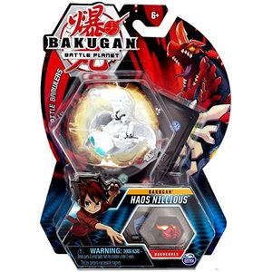 Bakugan Battle Brawlers - Haos Nillious