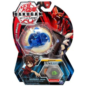 Bakugan Battle Brawlers - Serpenteze