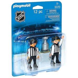 Playmobil 5070 - Scheidsrechters met Stanley Cup