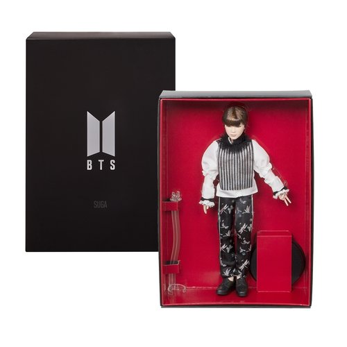 BTS Suga - Prestige Fashion Doll
