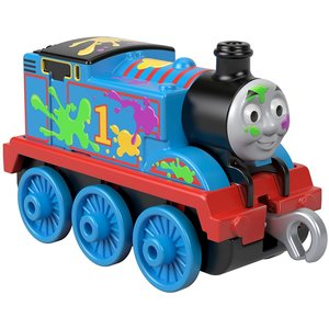 Thomas & Friends Track Master - Paint Splat Thomas - Push-Along