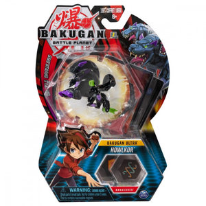 Bakugan Battle Brawlers - Howlkor Ultra