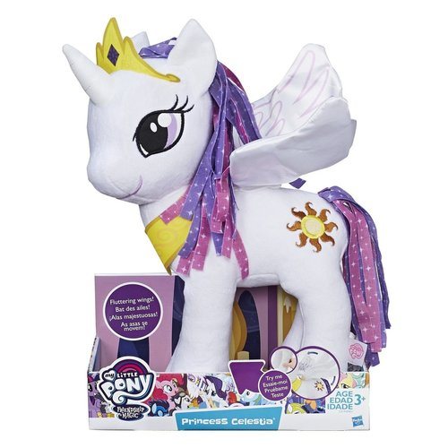 My Little Pony Princess Celestia - Pluche
