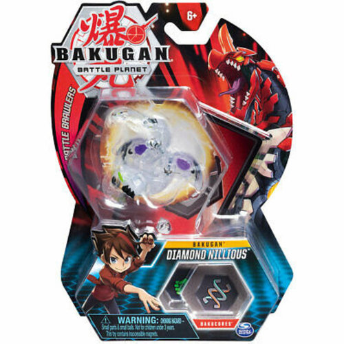 Bakugan Battle Brawlers - Diamond-Nillious