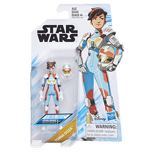 Star Wars The Resistance - Animated Series - Torra Doza