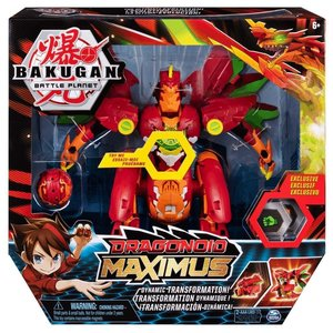 Bakugan Battle Planet - Draganoid - Maximus - SALE