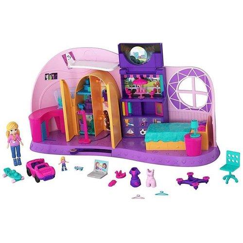 Polly Pocket Go Tiny! Room