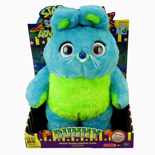 Toy Story Bunny Deluxe Talking Pluche