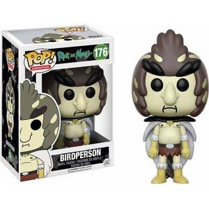 Rick And Morty Funko Pop - Birdperson - No 176 - SALE