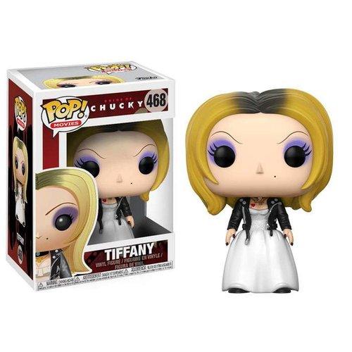 Bride of Chucky Funko Pop - Tiffany - No 468  - SALE