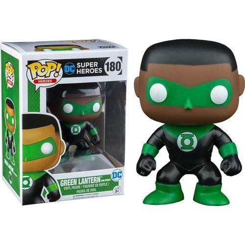 DC Comics Funko Pop - Green Lantern (John Stewart ) - No 180 - SALE