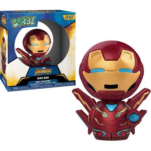 Marvel Avengers Funko Dorbz - Iron Man - No 441 - SALE