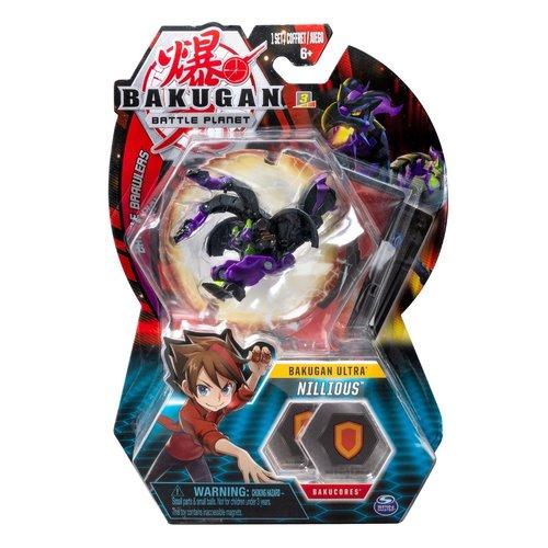 Bakugan Battle Brawlers - Nillious Ultra - SALE