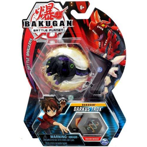 Bakugan Battle Brawlers - Darkus Trox - SALE