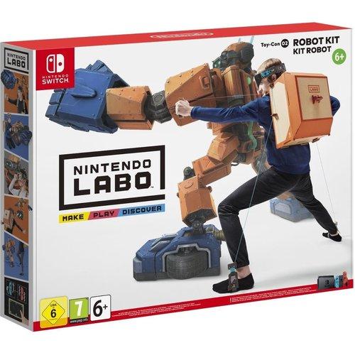 Amiibo Nintendo Labo - Robot Kit - SALE