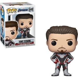 Marvel Avengers Funko Pop - Tony Stark - No. 449