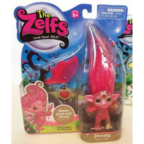 The Zelfs Ruby Zelf Jewely - SALE
