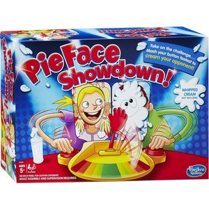 Pie Face Pie Face Showdown  *** Engelse Versie ***