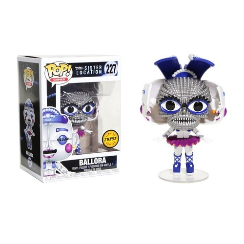 Five Nights at Freddy's Funko Pop - Ballora - No 227 - CHASE